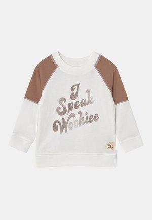 CHEWIE CREW UNISEX - Sweatshirt - new off white