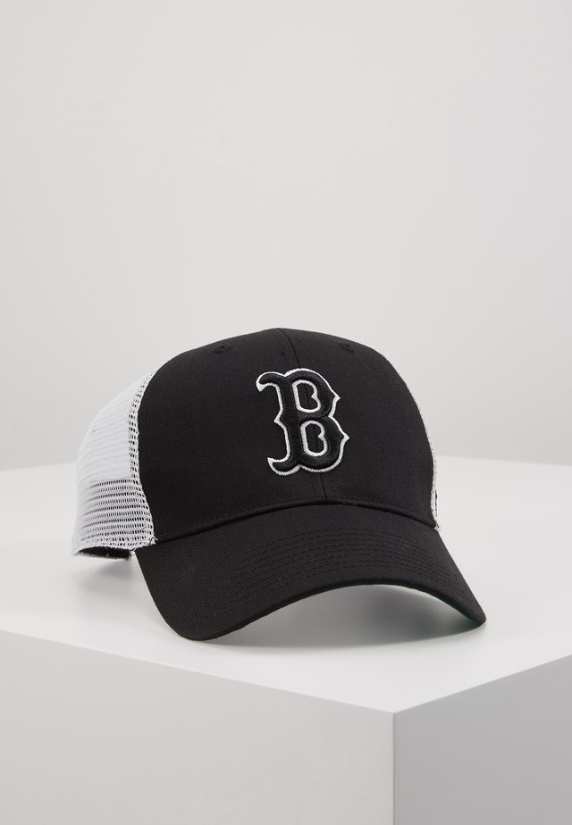 BOSTON SOX BRANSON - Kšiltovka - black
