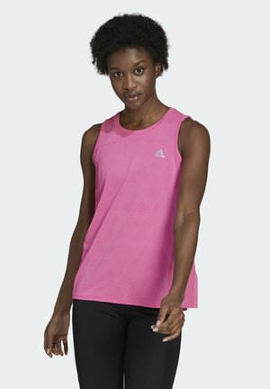 HEAT.RDY TANK W - Top - pink