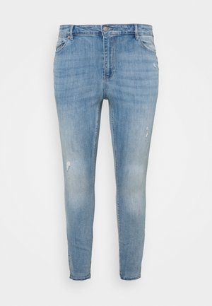 VMSOPHIA - Jeans Skinny Fit - light blue denim