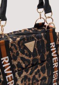 River Island - Weekend bag - brown - 5