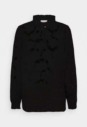 FQDAGNA - Blouse - black