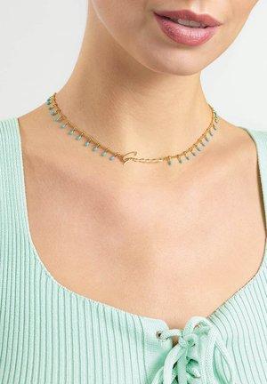 Necklace - himmelblau