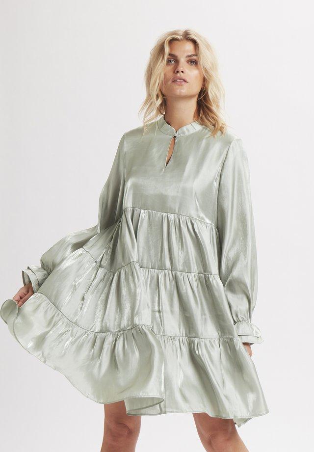 PANGKB  - Day dress - desert sage