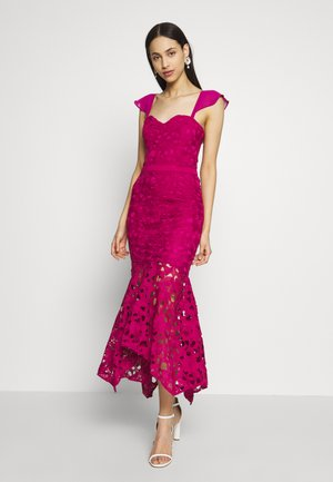 LUPA DRESS - Cocktailkleid/festliches Kleid - berry