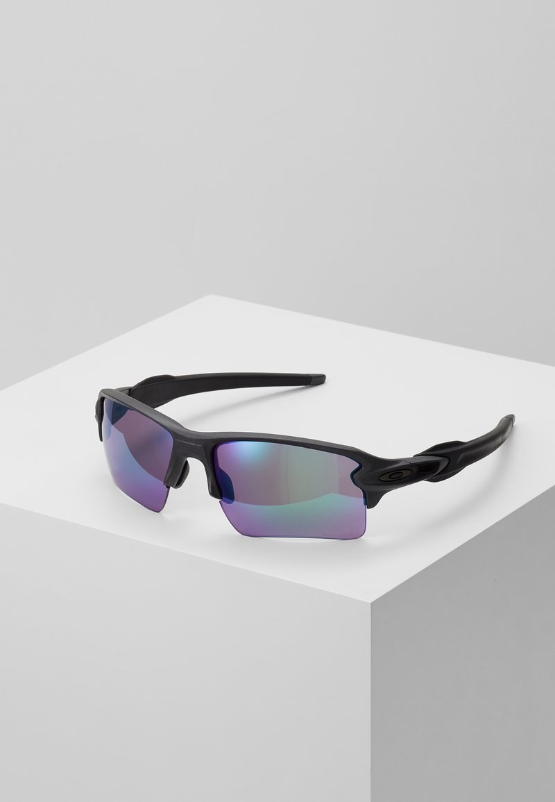 Oakley - FLAK 2.0 XL UNISEX - Sportbrille - steel