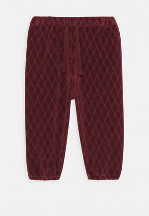 KHYA PANTS - Pantaloni sportivi - rose brown