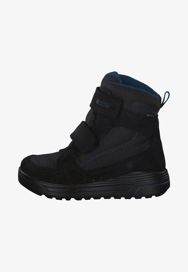 Classic ankle boots - black/poseidon