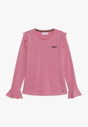 JATITIA - Camiseta de manga larga - cosmo pink