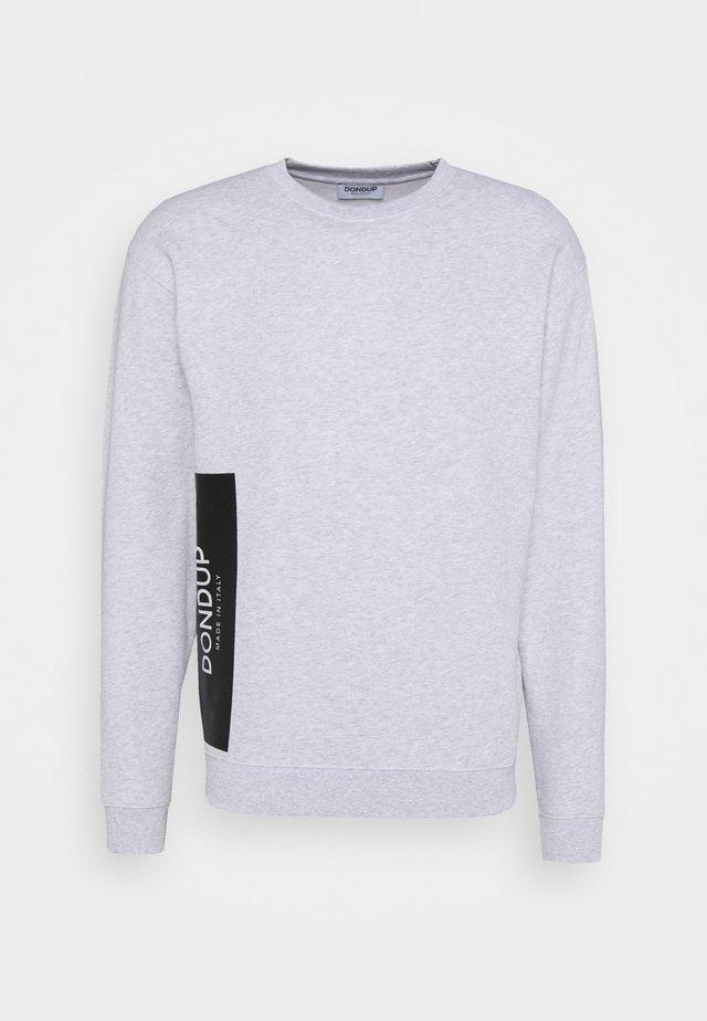 FELPA GIROCOLLO - Sweatshirt - grey