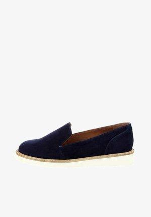 FAVERGA - Nazouvací boty - dark blue