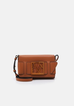 SMALL CROSS BODY - Schoudertas - marrone chiaro