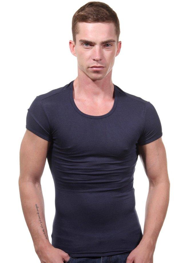 Undershirt - navy