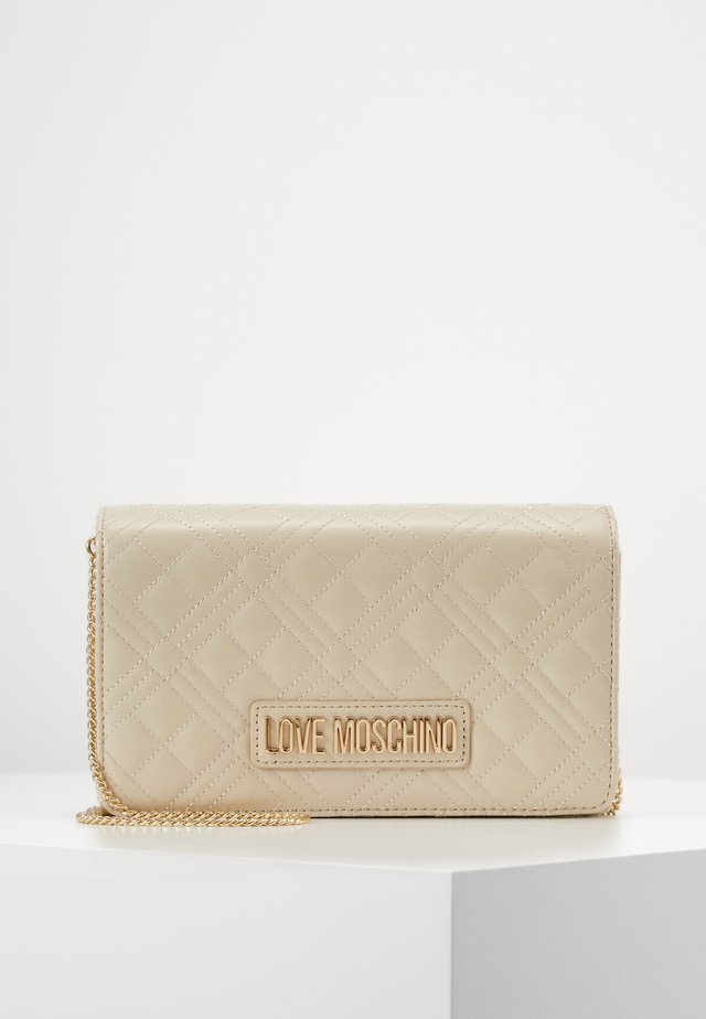 BORSA - Across body bag - ivory