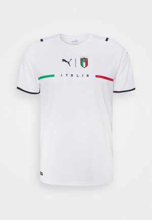 ITALIEN FIGC AWAY REPLICA - National team wear - white/peacoat