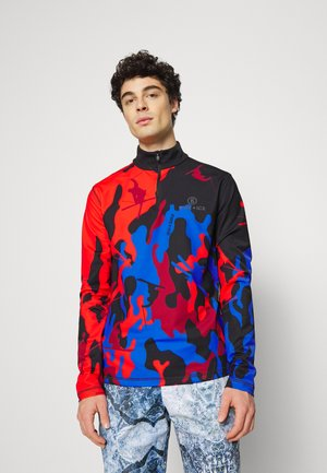PASCAL - T-shirt à manches longues - red