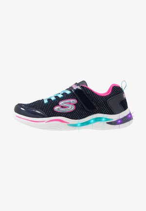 POWER PETALS - Trainers - navy/multicolor