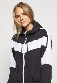 DKNY - COLORBLOCKED TRACK JACKET - Training jacket - black - 3