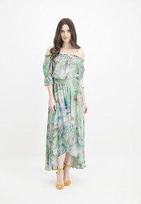 Nicowa - NERMINI  - Maxi dress - green - 1