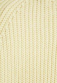 Weekday - ELINA - Jumper - light yellow - 7