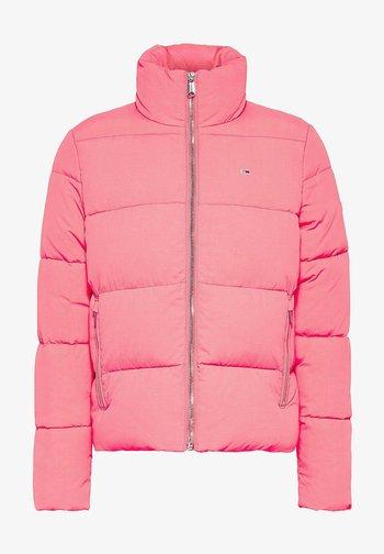 Winter jacket - tik glamour pink