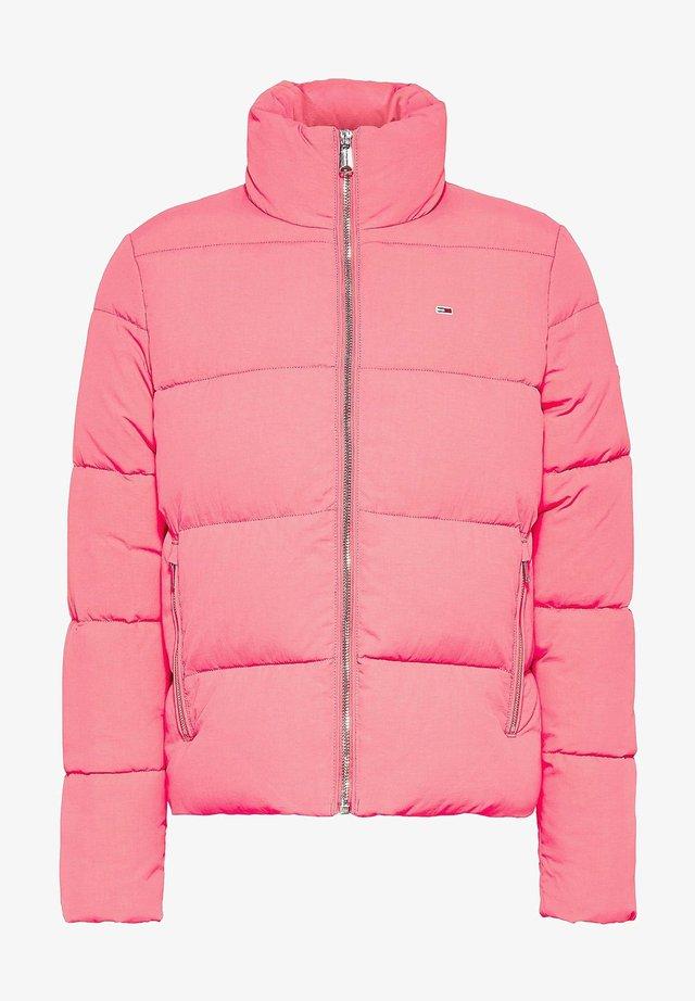 Veste d'hiver - tik glamour pink