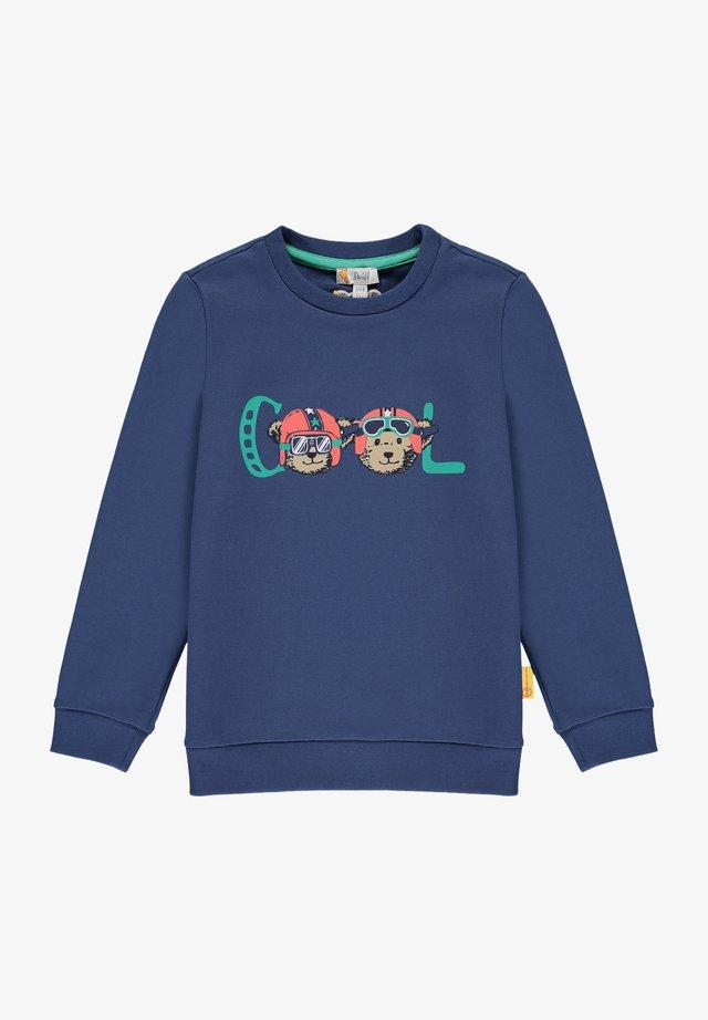 Sweater - deep cobalt