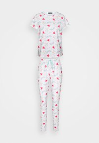 Loungeable - HEARTS & ARROWS WITH LEGGINGS - Pigiama - multi - 0