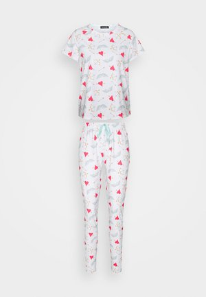 HEARTS & ARROWS WITH LEGGINGS - Pyjamas - multi