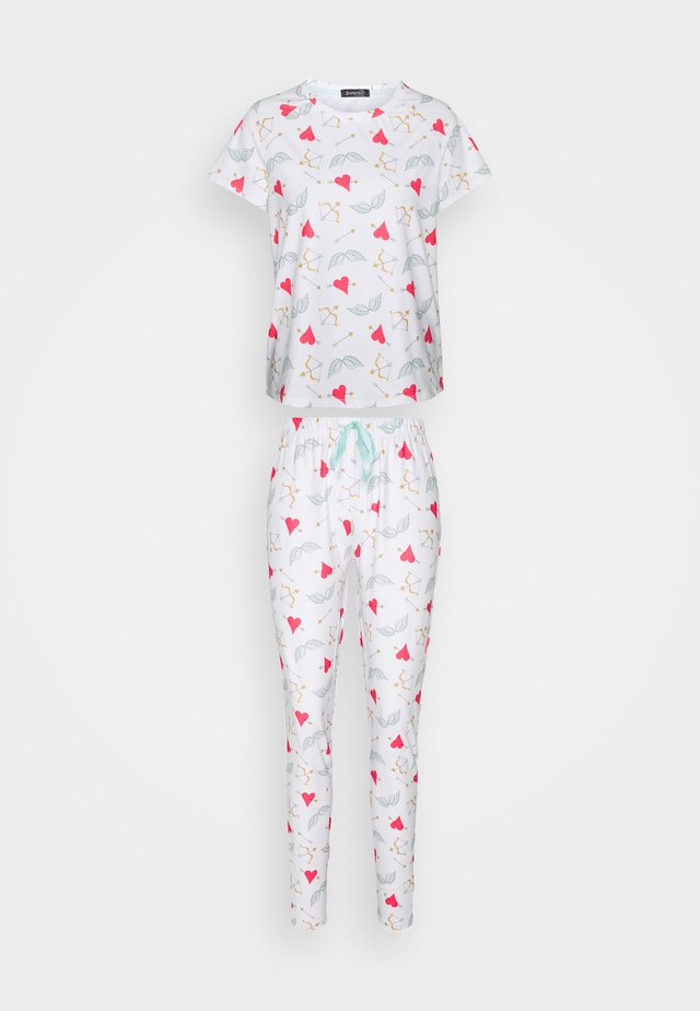 HEARTS & ARROWS WITH LEGGINGS - Pyjama - multi
