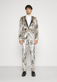 Twisted Tailor - STEELE SUIT - Suit - champagne - 0