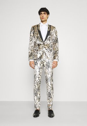 STEELE SUIT - Garnitur - champagne