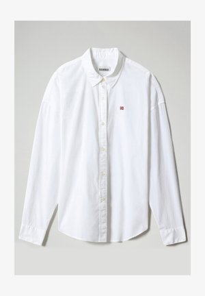 GIE - Button-down blouse - bright white