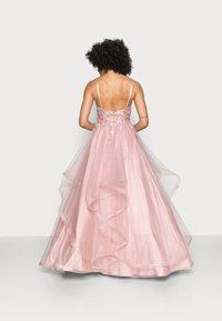 Luxuar Fashion - Robe de cocktail - rosé - 2