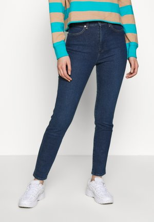 RETRO - Slim fit jeans - deep sea