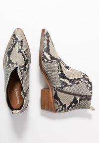 MAHONY - BILBAO - Ankle boots - grey - 3