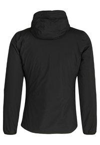 K-Way - MARMOTTA - Winter jacket - black  pure - 3