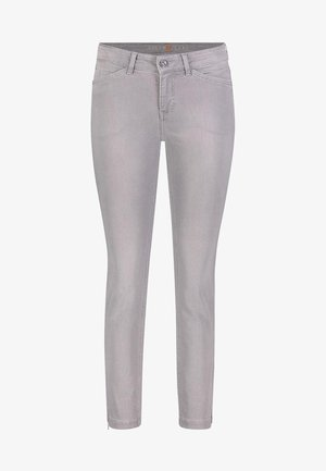 GRAUTÖNE - Slim fit jeans - grey