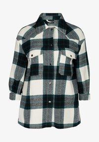 Zizzi - Short coat - green - 4