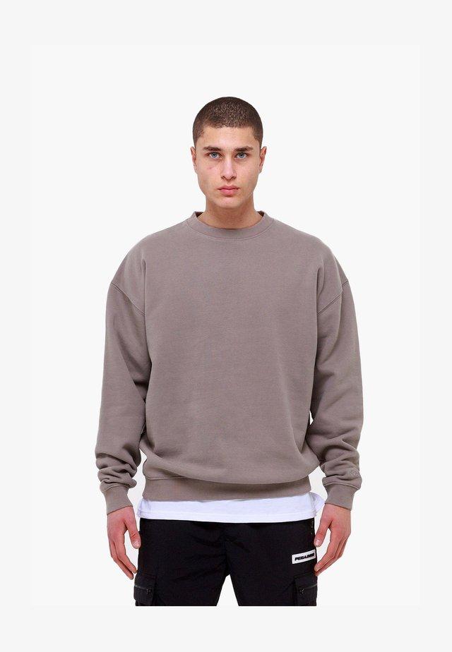 Sweatshirt - washed frost gray