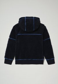 Napapijri - TEIDE - Fleece jumper - blu marine - 1