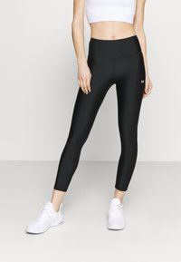 Under Armour - ROCK ANKLE - Leggings - black - 0
