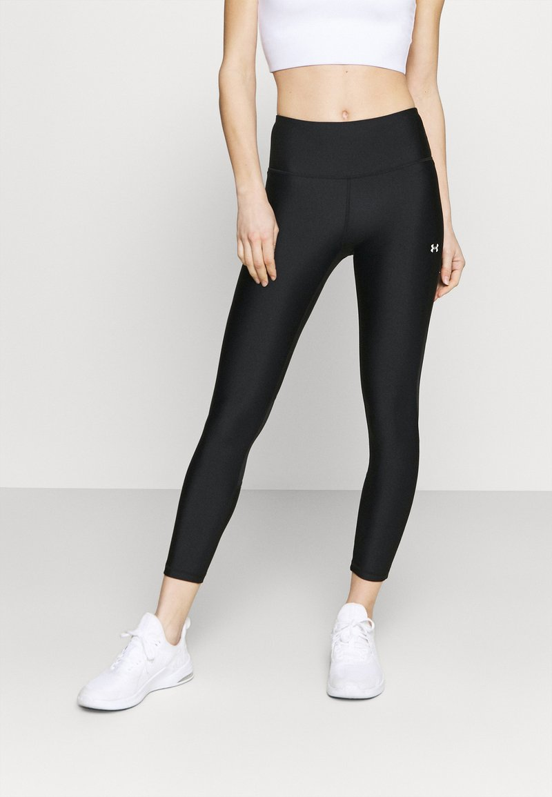 Under Armour - ROCK ANKLE - Leggings - black