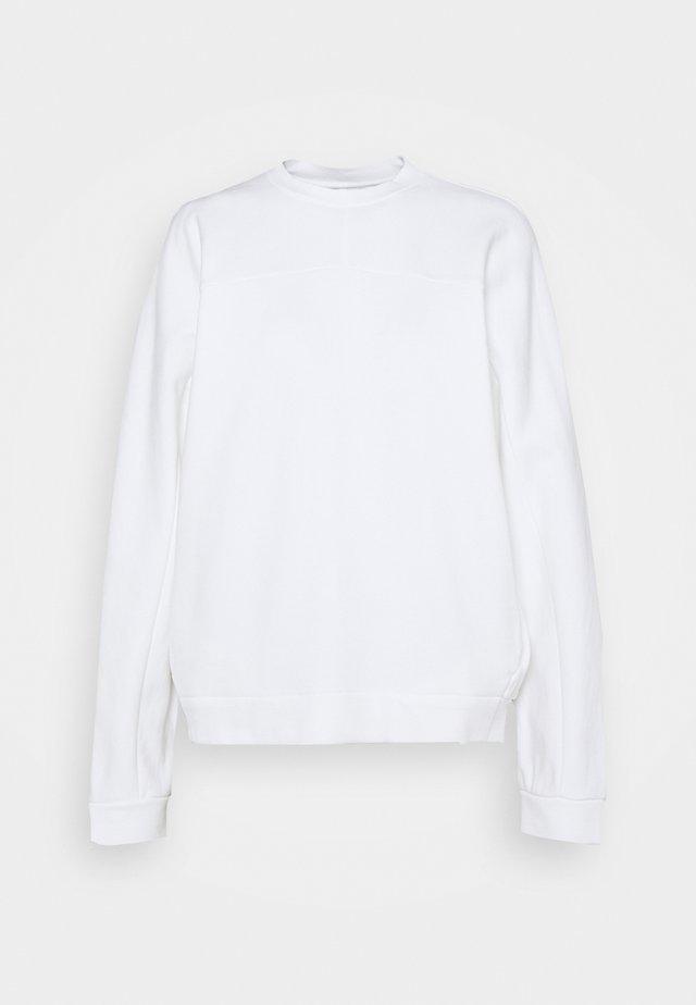 FRINE - Sweatshirt - weiss