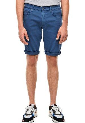 BERMUDA - Jeans Shorts - blue