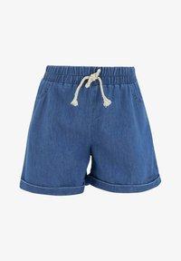 DeFacto - Shorts vaqueros - blue - 0