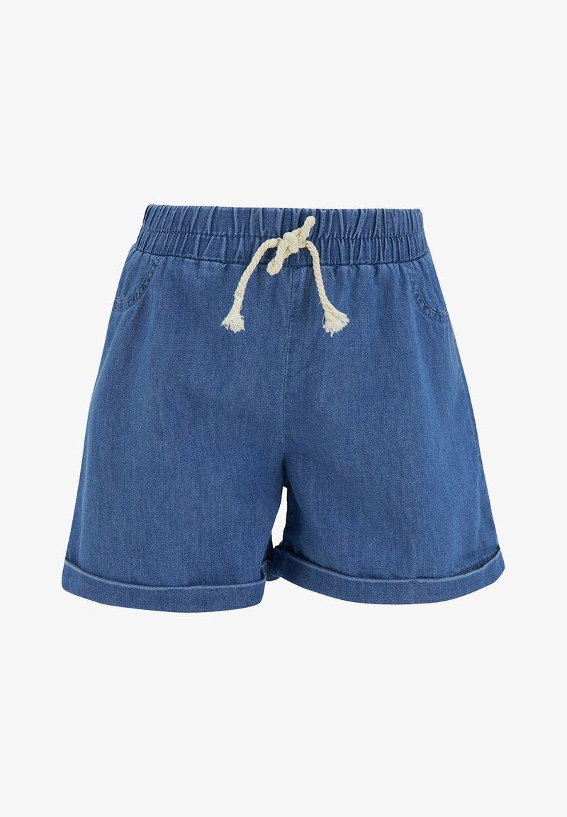 DeFacto - Shorts vaqueros - blue