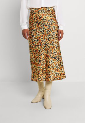 VIMOCALA SKIRT - A-line skirt - black