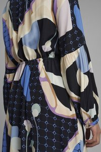 Nümph - NUCASEY - Maxi dress - dark sapphire - 3