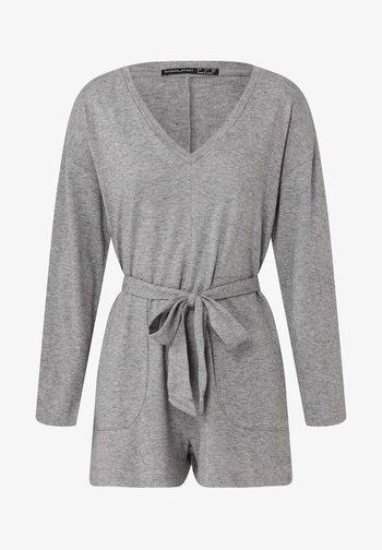Jumpsuit - light grey